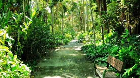 佛斯特植物園
