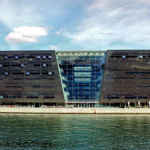 哥本哈根皇家圖書館新館