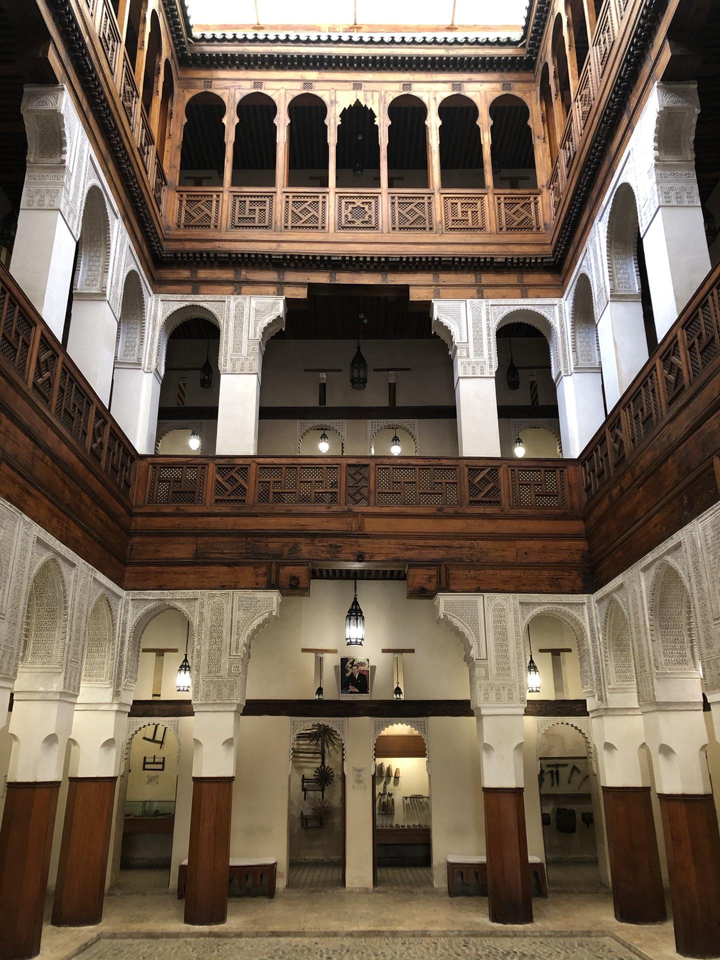 ネジャーリン木工芸博物館