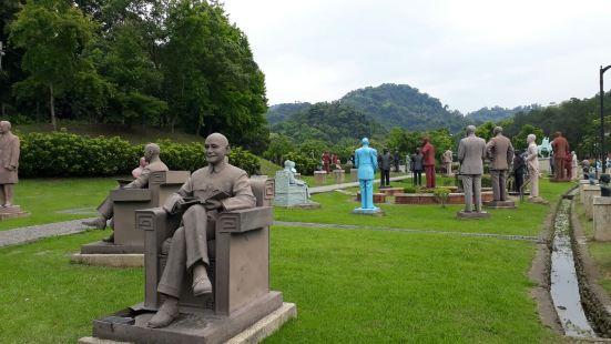 慈湖銅像公園