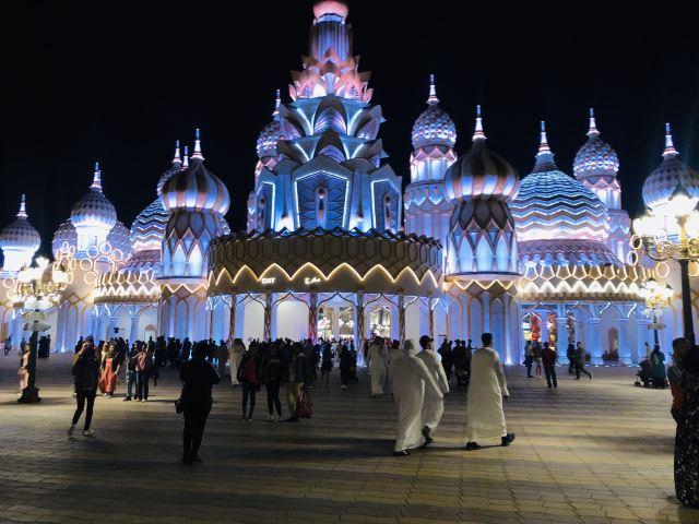 두바이 글로벌빌리지