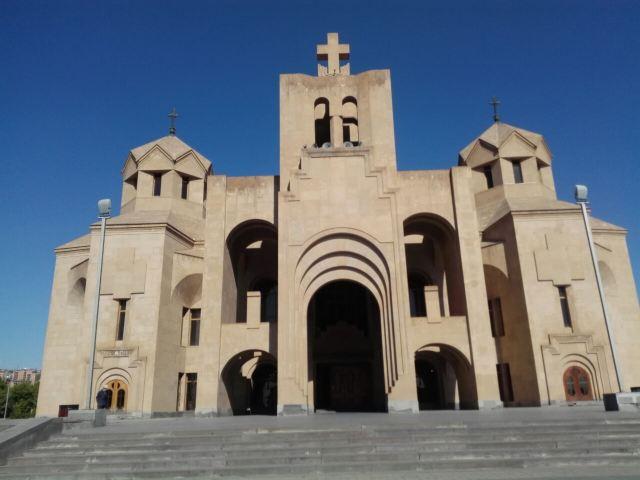 葉裡溫大教堂