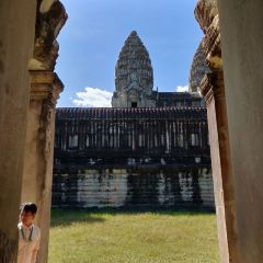 Angkor Wat Complex User Photo