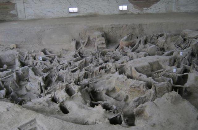 銅綠山古銅礦遺址