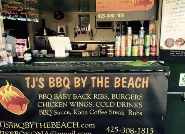TJ'S BBQ by the Beach