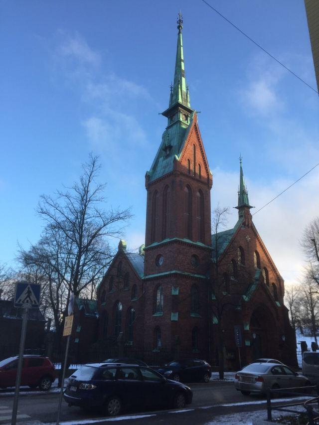The German Church (Saksalainen kirkko)
