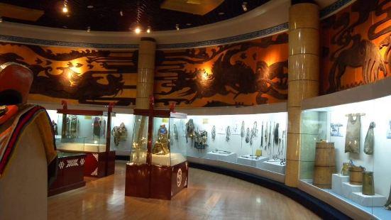 蒙古方博物館