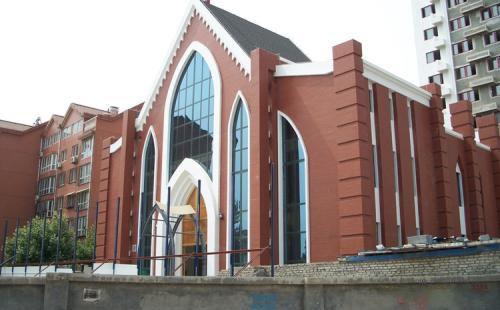 Nanshang Mountain Street Church