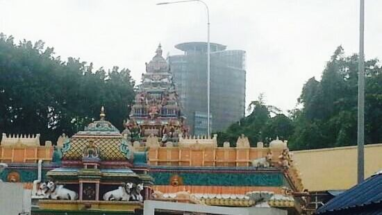 Arulmigu Sri Ramalinga Eeswarar Temple