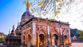 Religious Sites in Nyaung-U