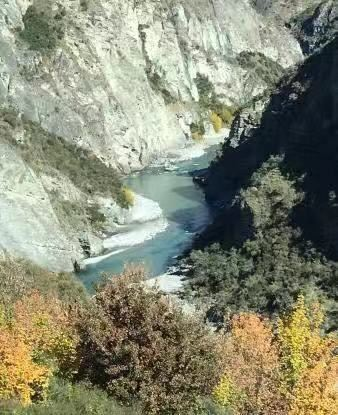 Skippers Canyon