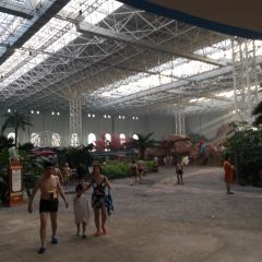 메이리다오 온천 여행 사진