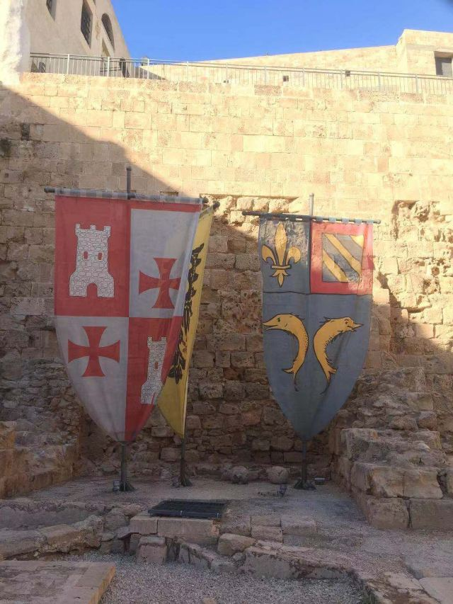 Hall of the Crusader Knights