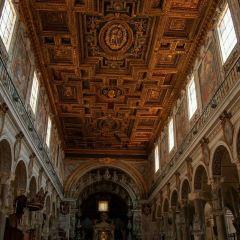 산타 마리아 다라코엘리 성당 여행 사진