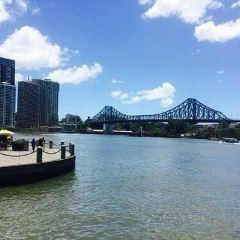 Eagle Street Pier User Photo