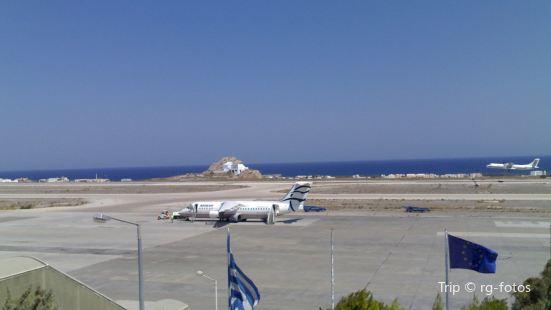 Santorini Airport (JTR)