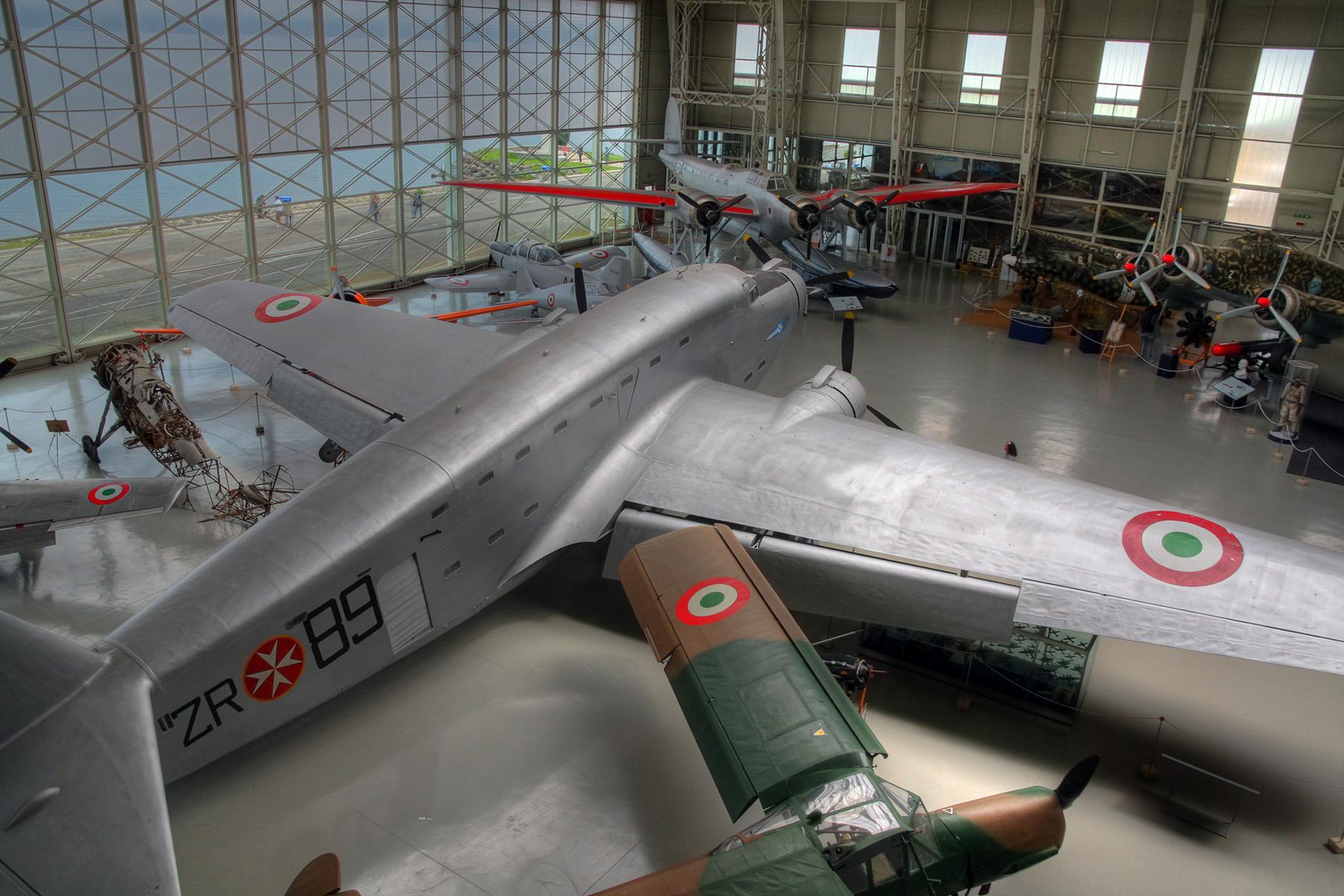 Museum of the Air Force Vigna di Valle (museo dell'aeronautica vigna di valle)