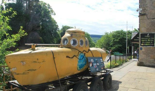 尼斯湖水怪展覽中心