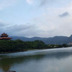 서호 공원 여행 사진