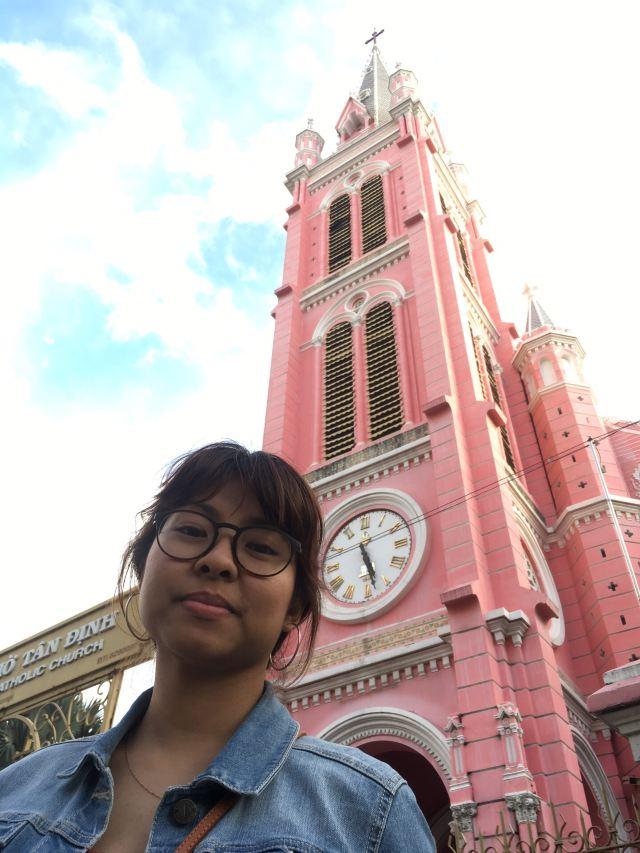 Tan Dinh Catholic Church