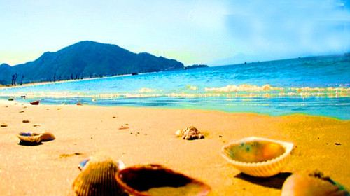 Xunliao Bay Deze Garden Hotel Beach