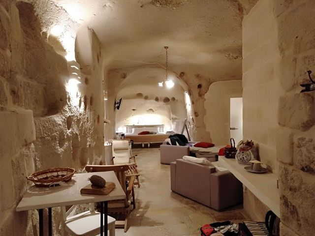薩西民居和洞穴屋