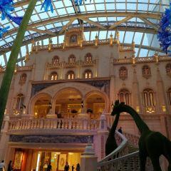 MGM 마카오 그랜드 플라자 여행 사진