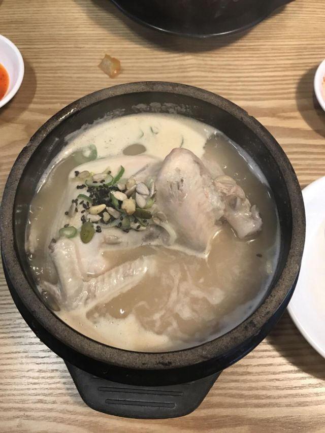 北村百年土種參雞湯