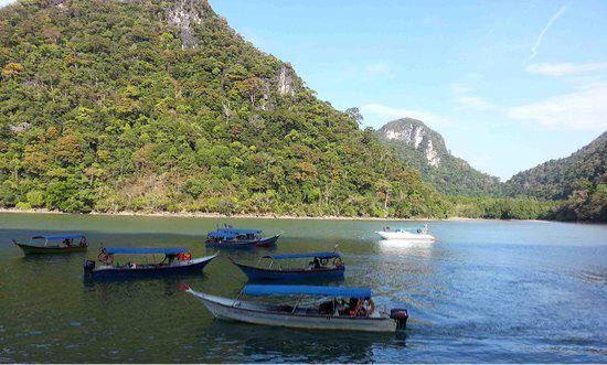 Dayang Bunting Island