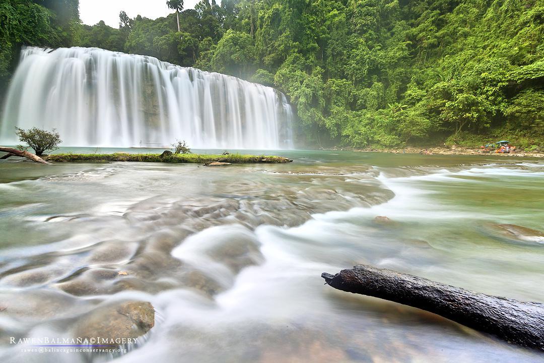 Tinuy-an Falls Surigao