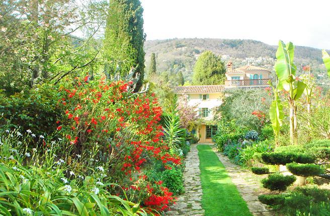Le Jardin de la Villa Fort France