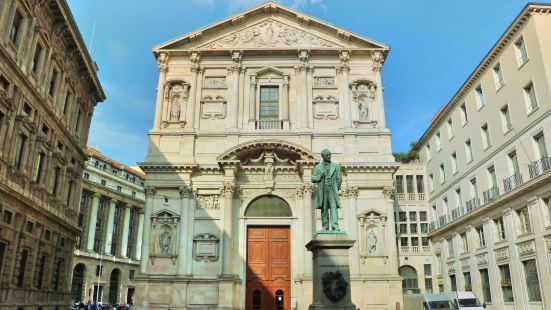 聖斐德理堂