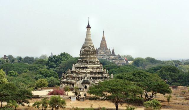 Sulamani Guphaya Temple