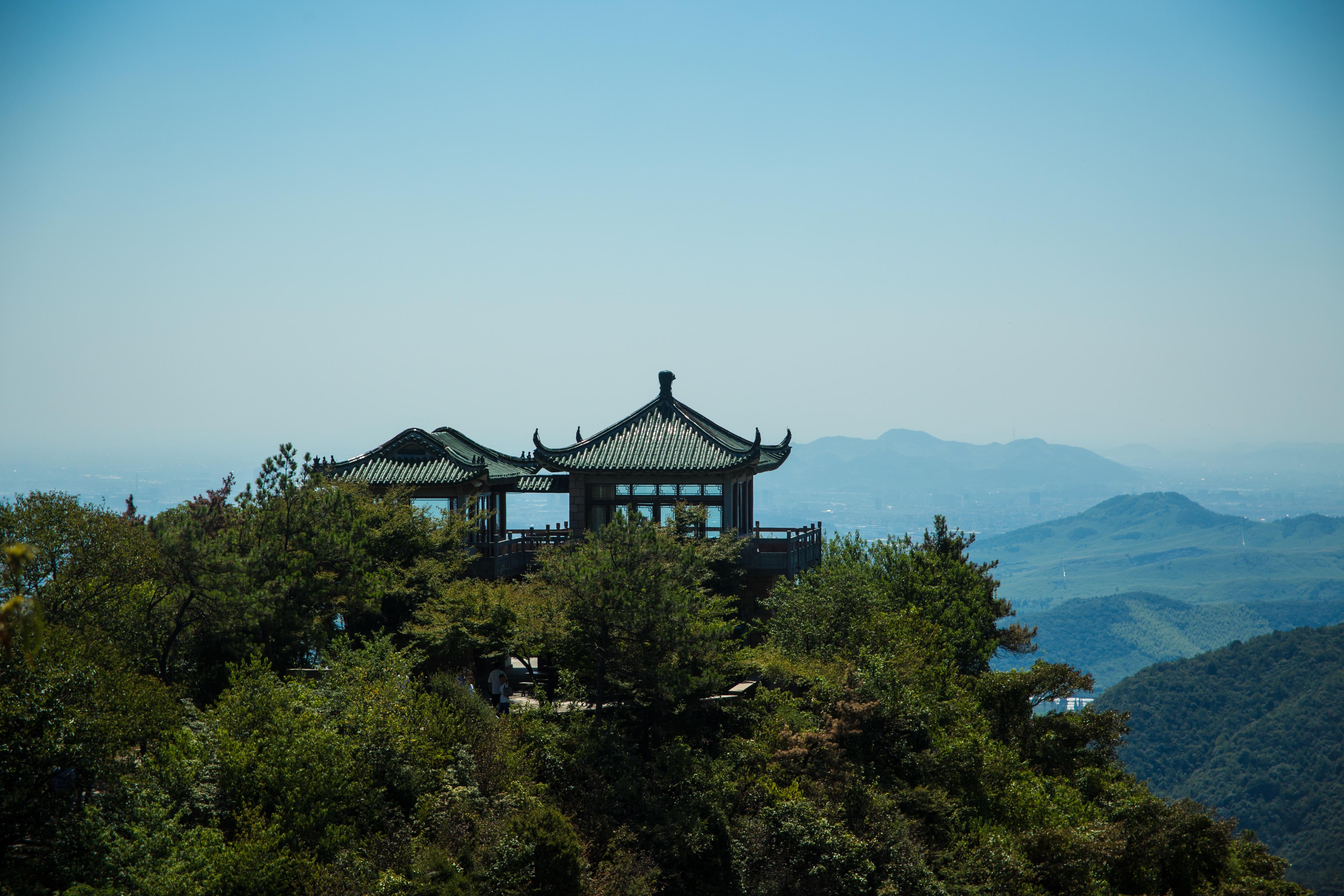 杭州+莫干山景區一日遊