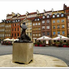 Mermaid of Warsaw User Photo