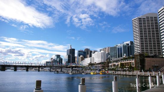 Sydney Convention Centre - Darling Harbour