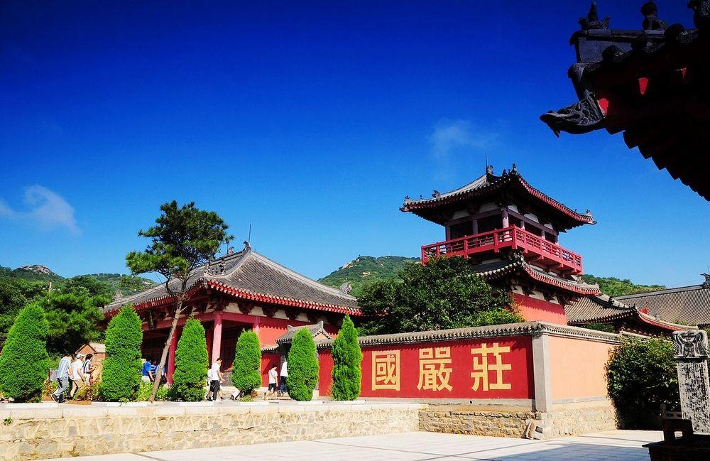 Dalonggong Temple