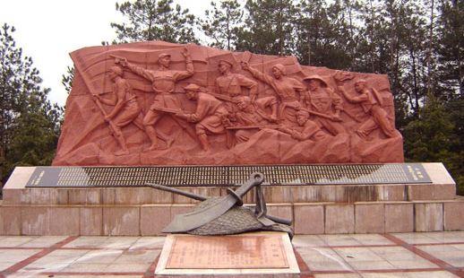 瀏北烈士陵園
