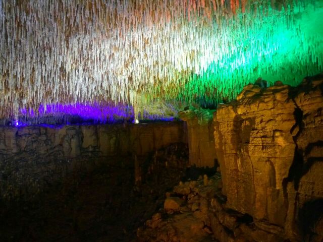 Noshui River Longhu Cave