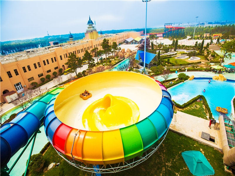 Jinan EuroPark Water World
