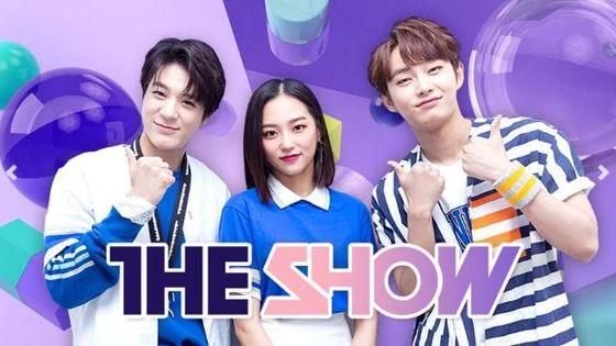SBS MTV-THE SHOW Ticket