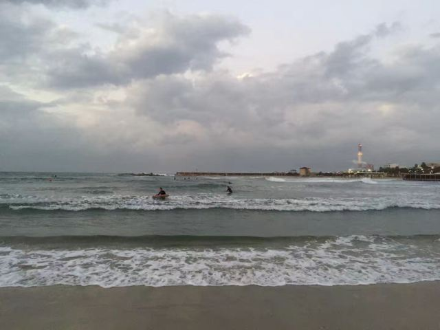 Nordau Beach