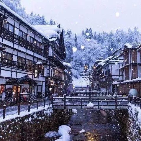 日本冬季最美景點TOP7!北海道居然不是第一?