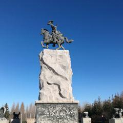 진창청 유적공원 여행 사진