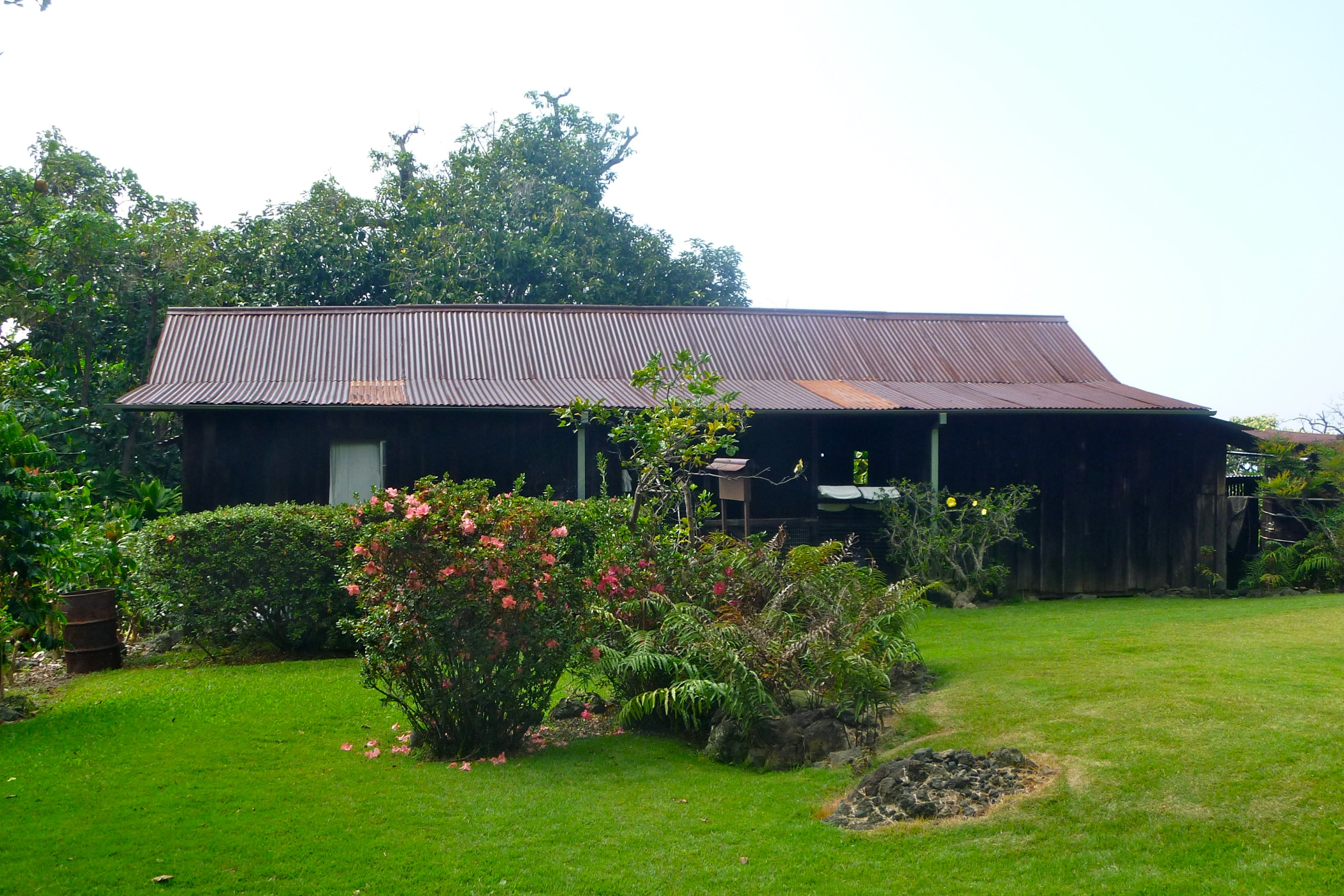 Kona Coffee Living History Farm