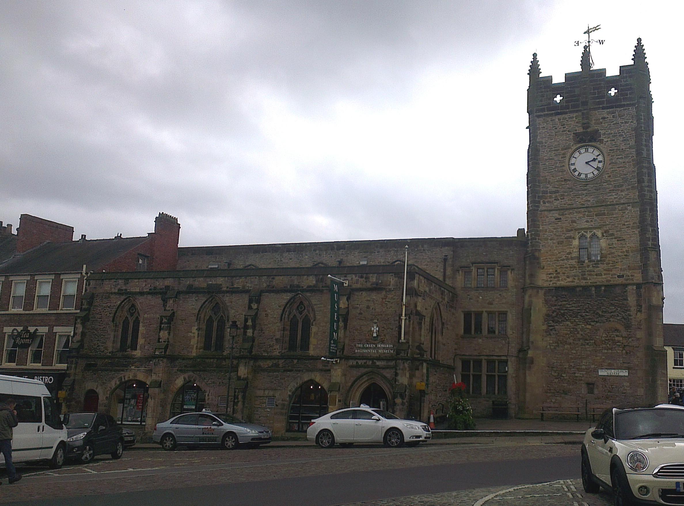 The Green Howards Regimental Museum