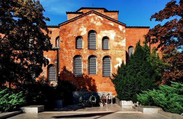 索菲婭聖索菲亞教堂