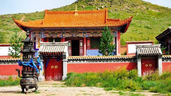 瑪拉蓋廟(咸安寺)