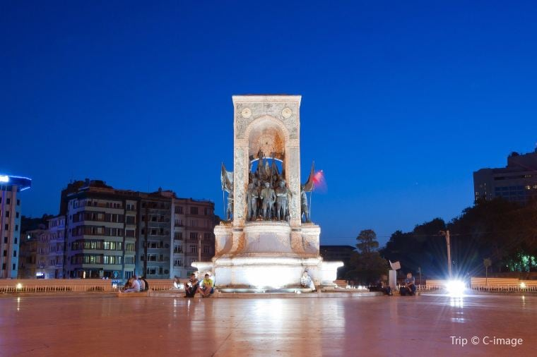 30 Things to do near Taksim Square Istanbul 2020