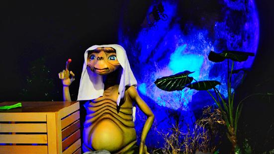 外星人博物館